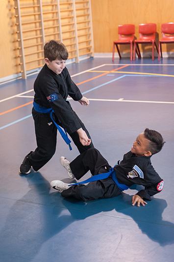 Empty Hands Martial Arts Kids Kenpo Dragons